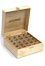 essential oil box, aromatherapy box